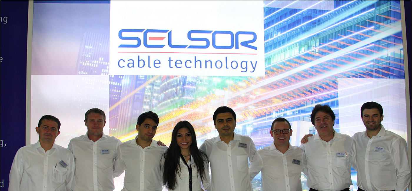 Selsor At INTERSEC 2014