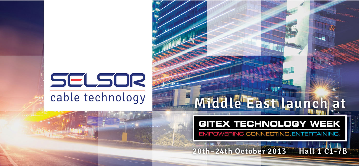 Selsor to Exhibit at GITEX from 20-24 October, Visit us at Hall 1 C1-7B