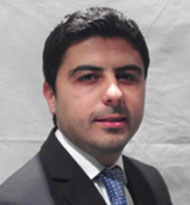 Hassan Halabi based in Milan - Sales Manager, Southern Europe and North Afric